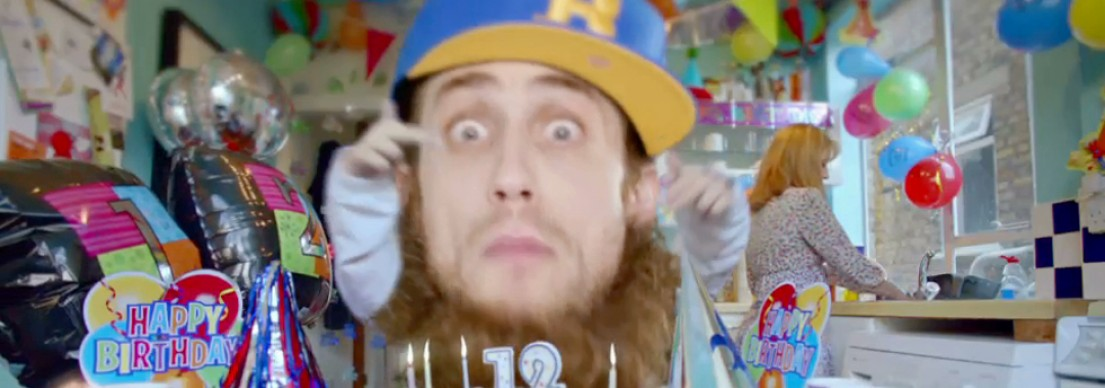 Music Video: Beardyman - Big Man